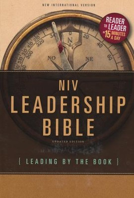 NIV Leadership Bible   -