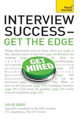 Interview Success - Get the Edge: Teach Yourself / Digital original - eBook  -