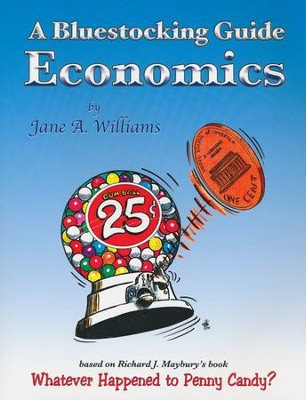 A Bluestocking Guide: Economics 5th Edition   -     By: Jane A. Williams