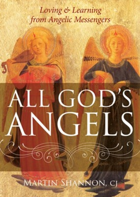 All God's Angels: Loving and Learning from Angelic Messengers  -     By: Martin Shannon