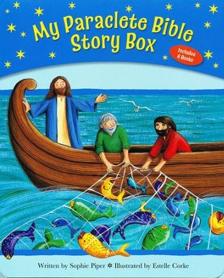 My Paraclete Bible Story Box: Six Best Loved Bible Stories  -     By: Estelle Corke