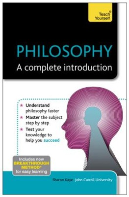 Philosophy - A Complete Introduction: Teach Yourself / Digital original - eBook  -