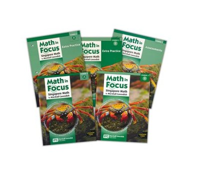 Math in Focus Grade 7 Student Pack (for extra students)  -