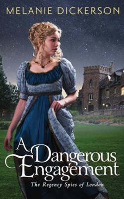 A Dangerous Engagement - unabridged audio book on CD  -     By: Melanie Dickerson