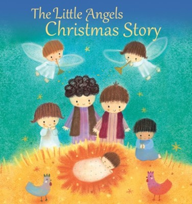 The Little Angels Christmas Story  -     By: Julia Stone     Illustrated By: Dubravka Kolanovic