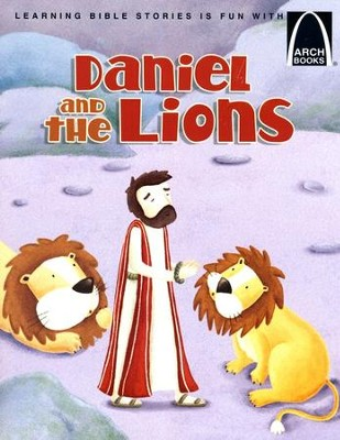 Daniel in the Lion's Den  -     By: Larry Burgdorf