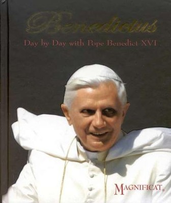 Benedictus: Day by Day with Pope Benedict XVI  -     By: Pope Benedict XVI