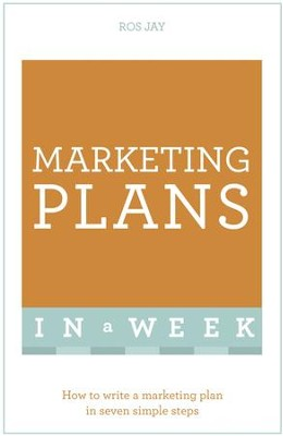 Successful Marketing Plans in a Week: Teach Yourself / Digital original - eBook  -