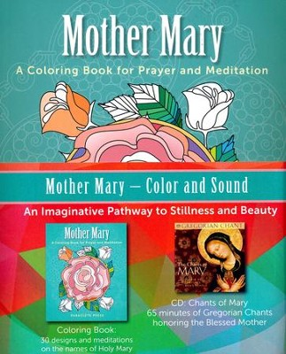 Mother Mary Color and Sound  -     By: Editors of Paraclete Press, Gloriae Dei Cantores Schola