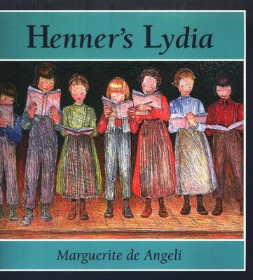 Henner's Lydia   -     By: Marguerite De Angeli