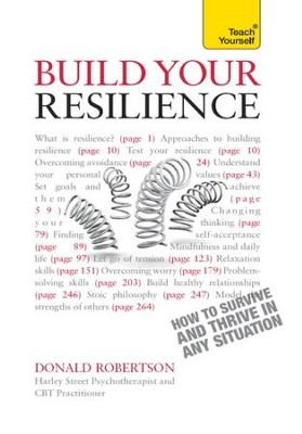 Resilience: Teach Yourself How to Survive and Thrive in Any Situation / Digital original - eBook  -