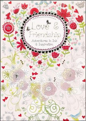 Love and Friendship Coloring Book  -     By: Daisy Seal