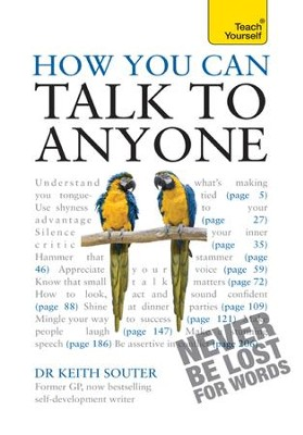 How You Can Talk To Anyone: Teach Yourself / Digital original - eBook  -