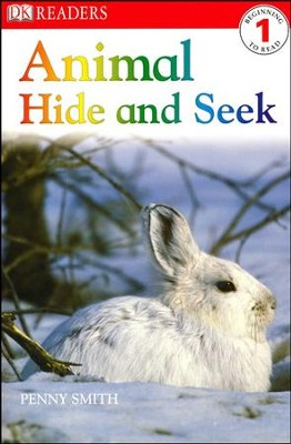 DK Readers Level 1: Animal Hide & Seek  -