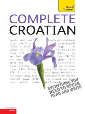 Complete Croatian: Teach Yourself / Digital original - eBook  -