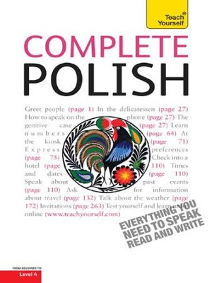 Complete Polish: Teach Yourself / Digital original - eBook  -
