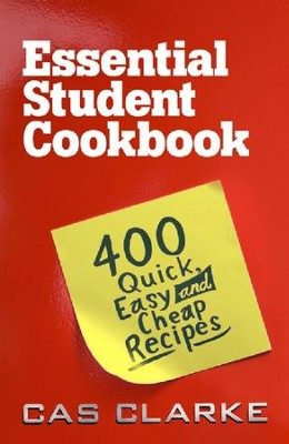 Essential Student Cookbook / Digital original - eBook  -