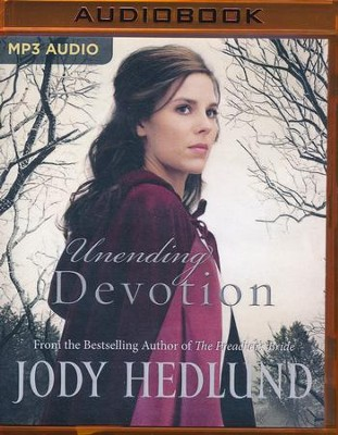 Unending Devotion - unabridged audio book on MP3-CD  -     Narrated By: Julia Whelan     By: Jody Hedlund