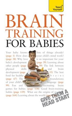 Brain Training for Babies: Teach Yourself / Digital original - eBook  -