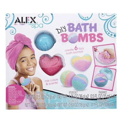 Do It Yourself, Bath Bombs  -