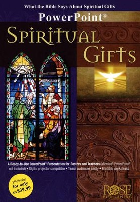 Spiritual Gifts: PowerPoint  -
