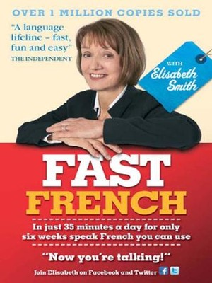 Fast French with Elisabeth Smith Ebook / Digital original - eBook  -