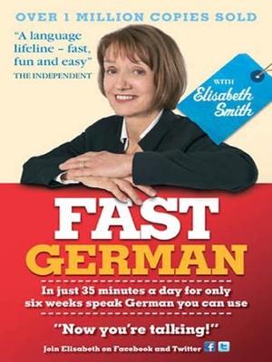 Fast german with elisabeth smith ebook digital original ebook fast german with elisabeth smith ebook digital original ebook fandeluxe Choice Image