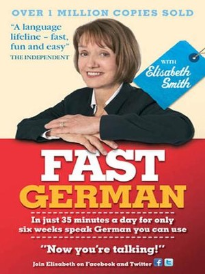 Fast German with Elisabeth Smith Ebook / Digital original - eBook  -
