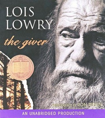 The Giver - Audiobook on CD  -     Narrated By: Ron Rifkin     By: Lois Lowry