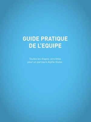 Alpha Director's Handbook, French Edition  -     By: Alpha