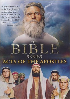 The Bible Series: Acts of the Apostles   -