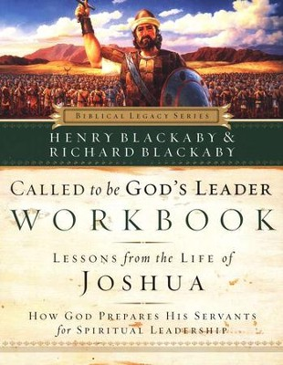 Called to be God's Leader Workbook   -     By: Henry T. Blackaby