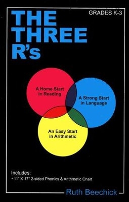 The Three R's, One-Volume Edition   -     By: Ruth Beechick