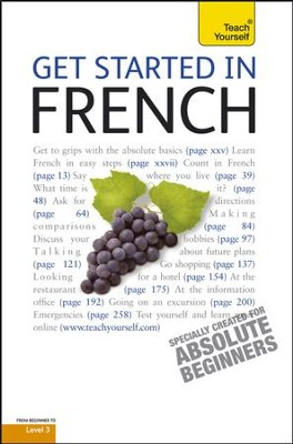 Get Started In French: Teach Yourself / Digital original - eBook  -