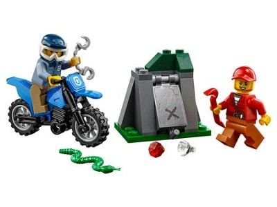 LEGO ® City Police Off-Road Chase   -