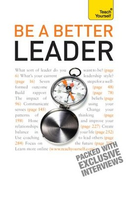 Be a Better Leader: Teach Yourself / Digital original - eBook  -