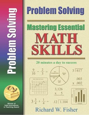 Mastering Essential Math Skills: Problem Solving   -     By: Richard W. Fisher