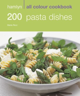 200 Pasta Recipes / Digital original - eBook  -