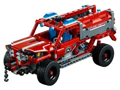 LEGO ® Technic First Responder   -
