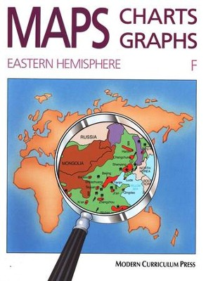 Maps, Charts, Graphs, F: Eastern Hemisphere   -