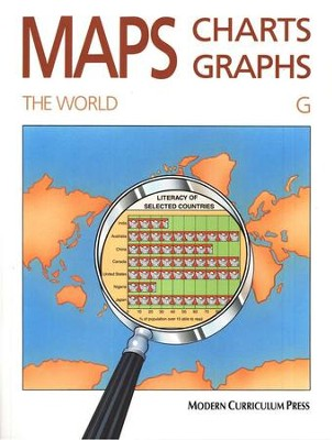 Maps, Charts, Graphs, G: The World   -