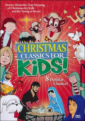 Christmas Classics for Kids! DVD   -
