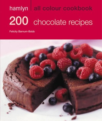 200 Chocolate Recipes / Digital original - eBook  -