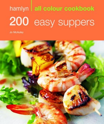200 Easy Suppers / Digital original - eBook  -