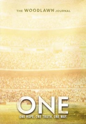 One--Woodlawn Study Journal   -     By: David Stone, Tony Evans