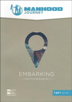 Manhood Journey: Embarking-1 on 1 Discussion Guide   -     By: Kent Evans