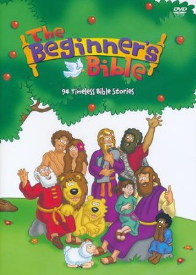 The Beginner's Bible Collection, DVD   -