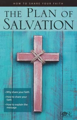The Plan of Salvation, Pamphlet   -