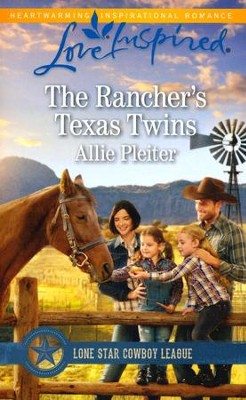 The Rancher's Texas Twins  -     By: Allie Pleiter