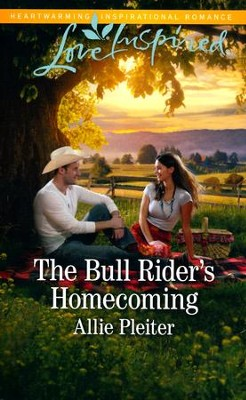 A Bull Rider's Homecoming  -     By: Allie Pleiter